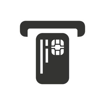 Cash out icon. Meticulously designed vector EPS file.