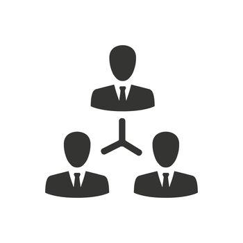 Teamwork, Communication Icon