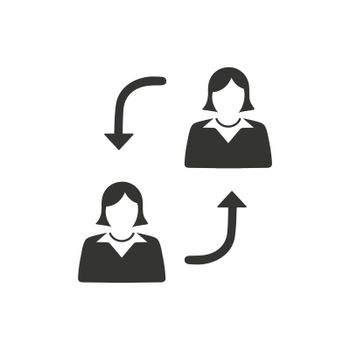 Employee Replacement Icon
