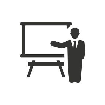 Presentation, Conference Icon