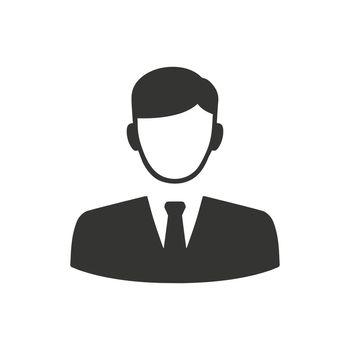 Businessman, Male Icon