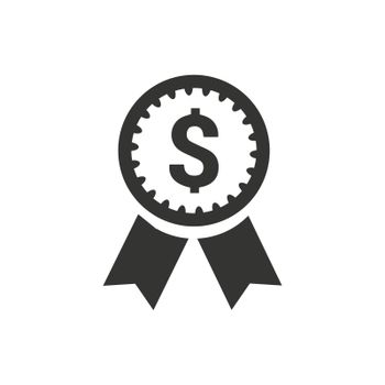 Business Achievement icon. Meticulously designed vector EPS file.