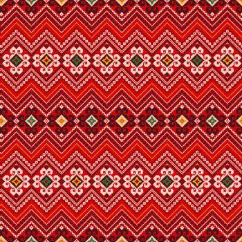 Georgian embroidery pattern 4