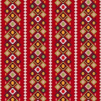 Georgian embroidery pattern 1