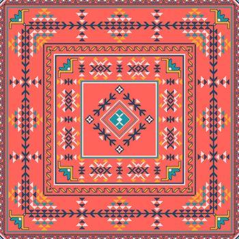 Georgian embroidery pattern 11