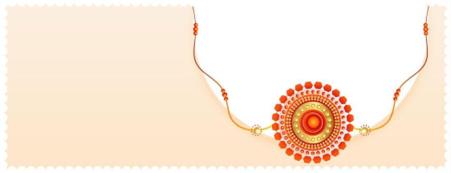 rakhi design for raksha bandhan festival