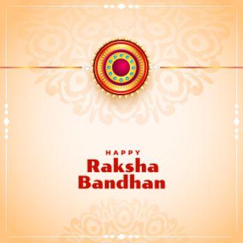 raksha bandhan festival celebration background