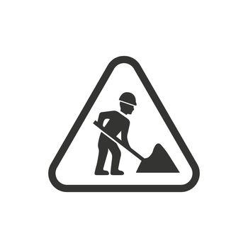 Digging Sign