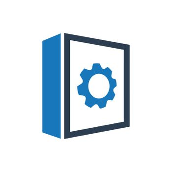 """Meticulously Designed """"seo service pack icon. Meticulously designed vector EPS file."""""""