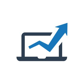 """Meticulously Designed """"Marketing Research icon. Meticulously designed vector EPS file."""""""