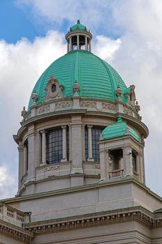 Parliament Building Dome