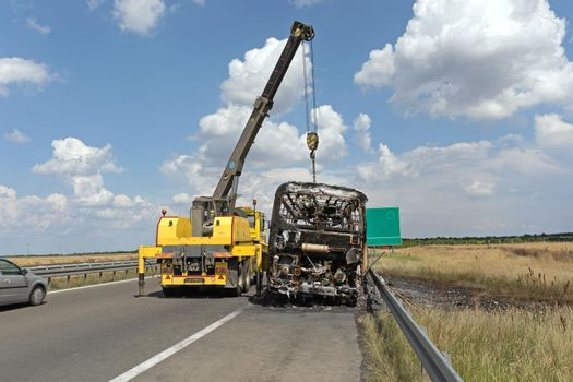 Highway Recovery Vehicle