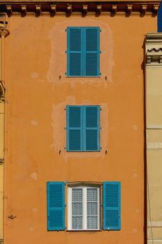 Windows French Rivera