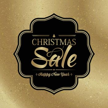 Chrismas Sale Background