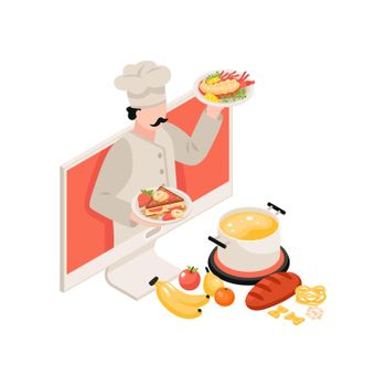 Cooking School Composition
