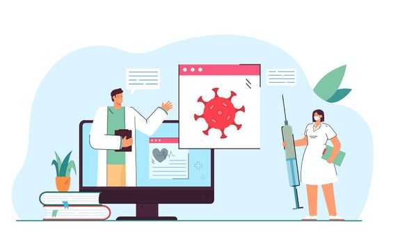 Medical webinar on coronavirus