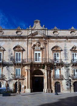 Beneventano del Bosco Palace, Ortigia