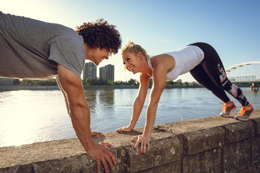 Getting Fit Together Brought Us Closer