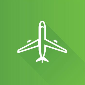 Metro Icon - Airplane commercial