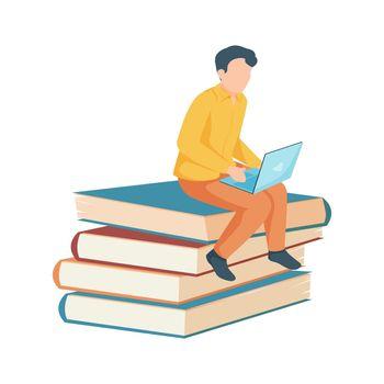 Student Flat Icon