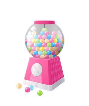 Bubble Gum Machine Composition