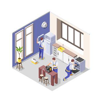 Home Appliance Repair Icon