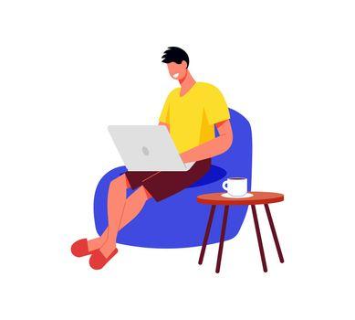Lounge Work Freelance Composition