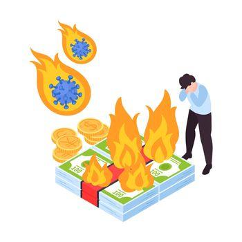 Global Financial Crisis Concept