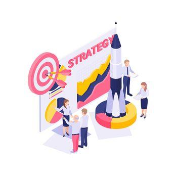 Isometric Branding Strategy