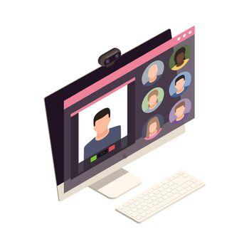 Virtual Team Meeting Composition