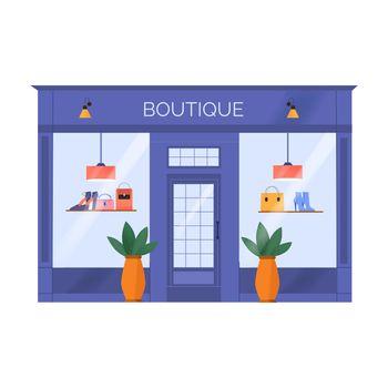 Boutique Entrance Icon