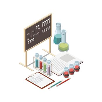 STEM Education Chemistry Composition