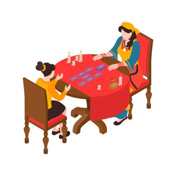 Fortune Telling Composition