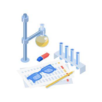 Doctors Workplace Elements Composition