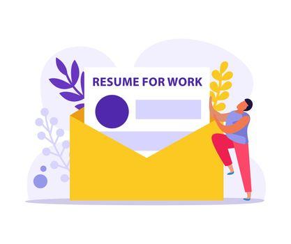 Employment Document Icon