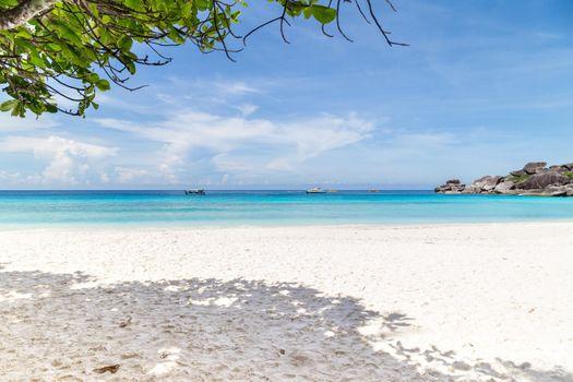 Beauty,Tropical beach, Similan Islands, Andaman Sea, National Park.