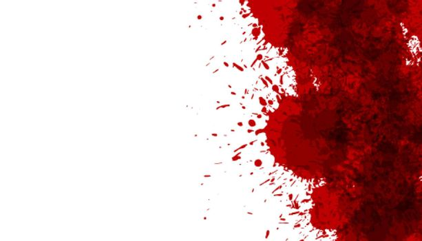 blood drop stain texture background