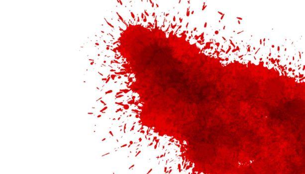 blood stain texture splatter background