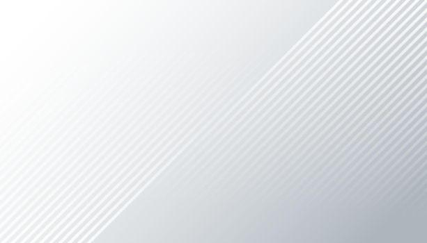 stylish white background with diagonal lines