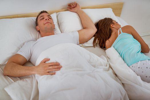 Relaxed Sleep
