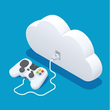 Cloud Gaming Service Concept