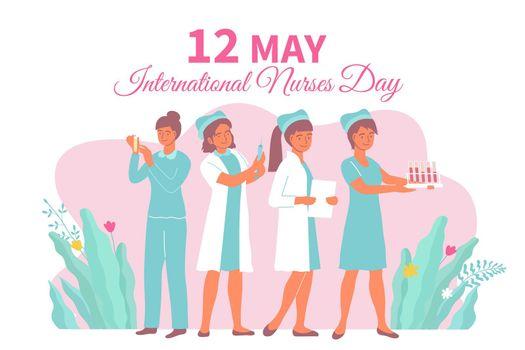 International Nurses Day Card