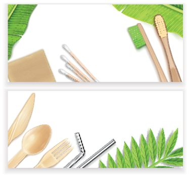 Eco Supplies Banners