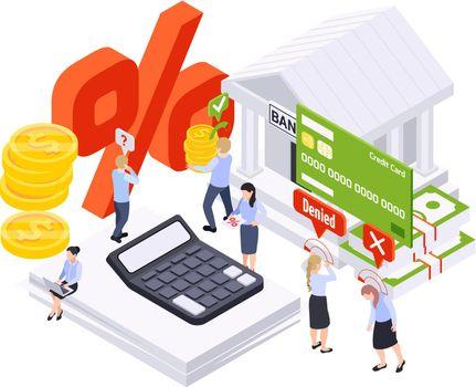Bank Loan Percent Composition