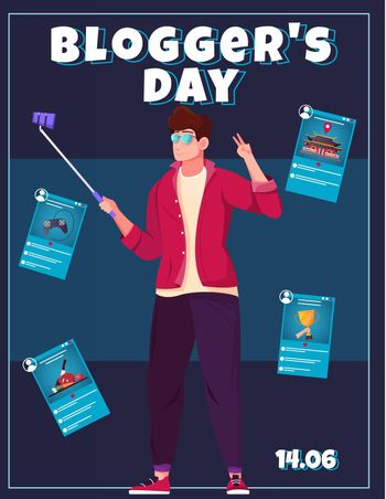 Bloggers Day Card