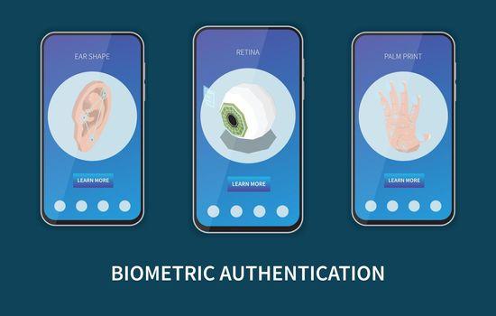 Biometric ID Smartphone Set