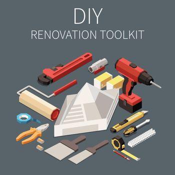 DIY Toolkit Illustration