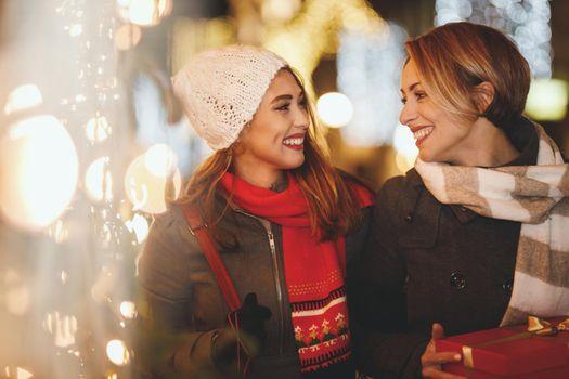 Christmas Joy Of Shopping