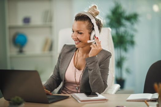 On Call To Make Happy And Loyal Clients