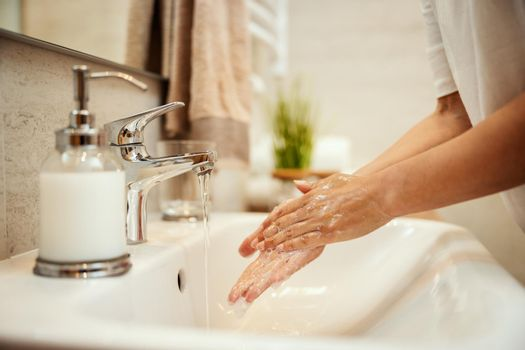 Hygiene Starts With The Clean Hands